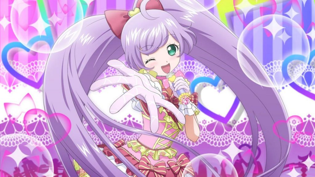 Los mejores Idols del anime (Laala Manaka)