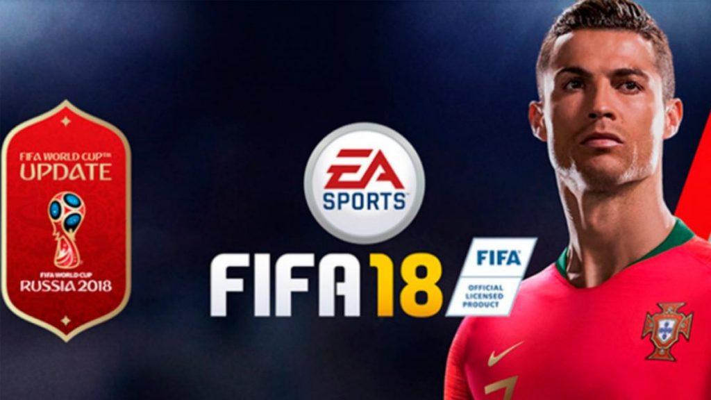 Los mejores videojuegos de deportes (FIFA 2018)