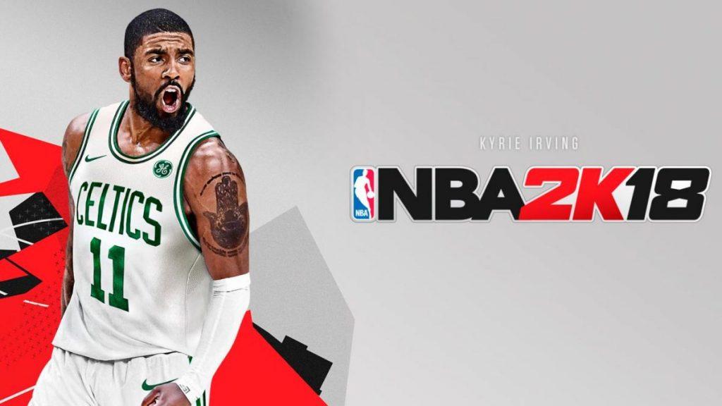 Los mejores videojuegos de deportes (NBA 2K18)