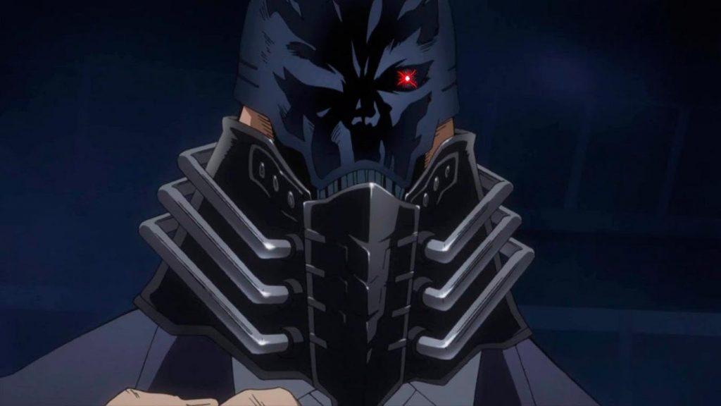 Los mejores villanos del anime (All For One)