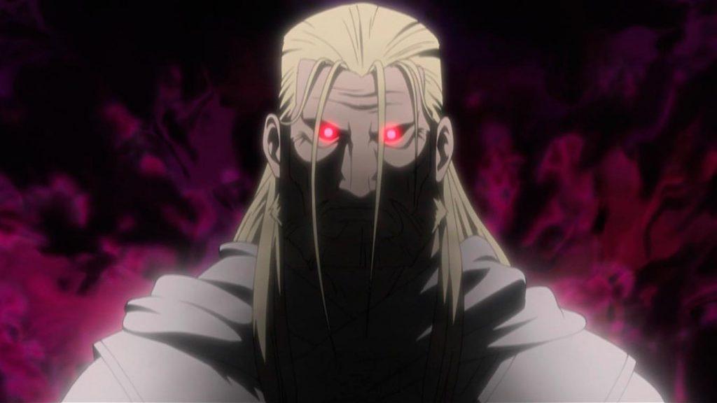 Los mejores villanos del anime (Padre)