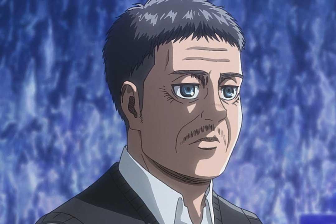 Los monstruos más grotescos del anime (Rod Reiss de Shingeki no Kyojin Season 3 (Attack on Titan Season 3))
