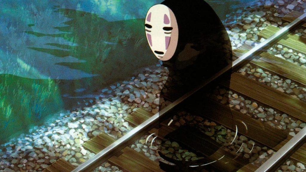 Los monstruos más grotescos del anime (Kaonashi)
