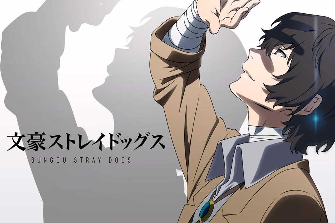 Los mejores Senpais del anime (Osamu Dazai de Bungou Stray Dogs)