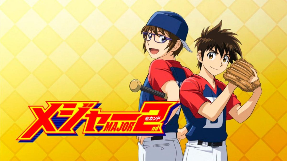 Los mejores animes de Deportes de 2018 (Major 2nd)