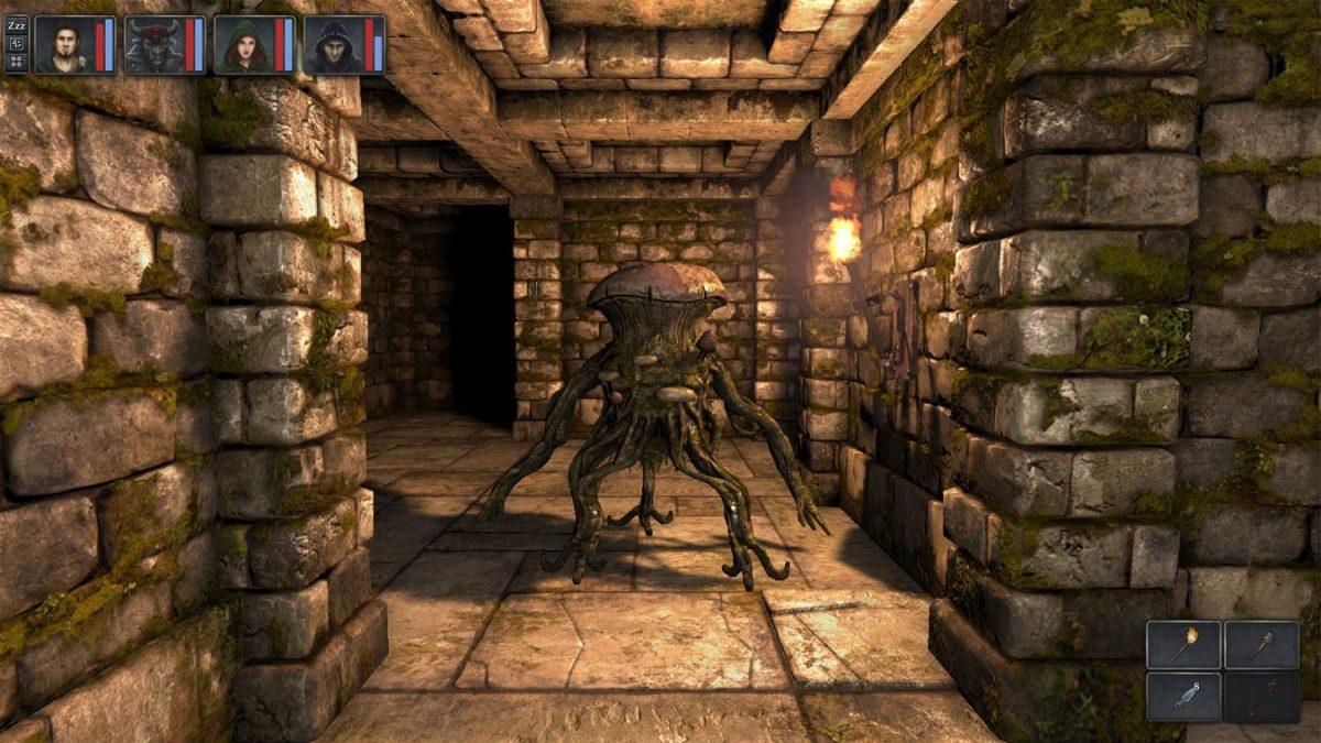 Los mejores videojuegos de Dungeon Crawlers (Legend of Grimrock)