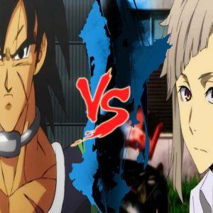 Broly contra Atsushi Nakajima (Dragon Ball Super: Broly y Bungou Stray Dogs)
