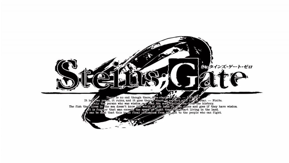 Los mejores animes de 2018 (Steins;Gate 0)