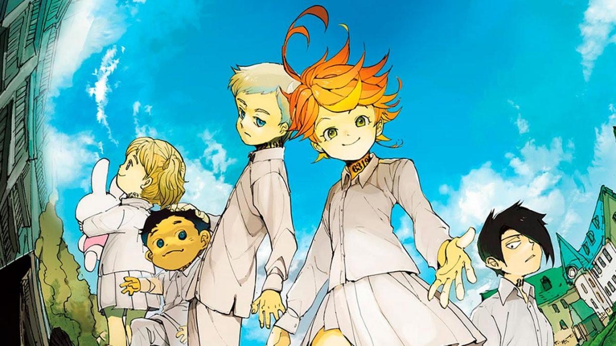 Los mejores animes de Acción Invierno 2019 (Yakusoku no Neverland)
