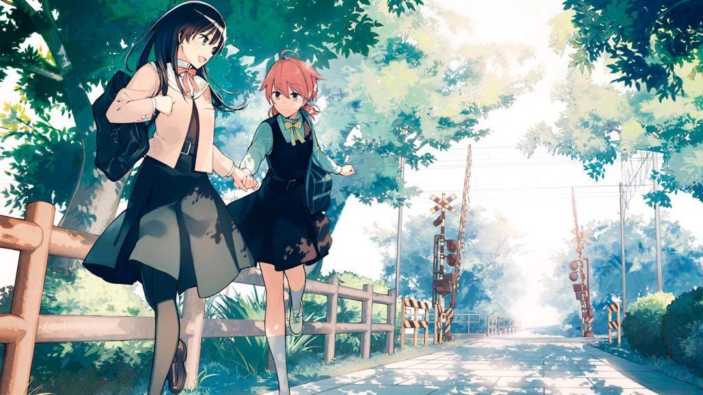 Los mejores animes de Romance del 2018 (Yagate Kimi ni Naru)