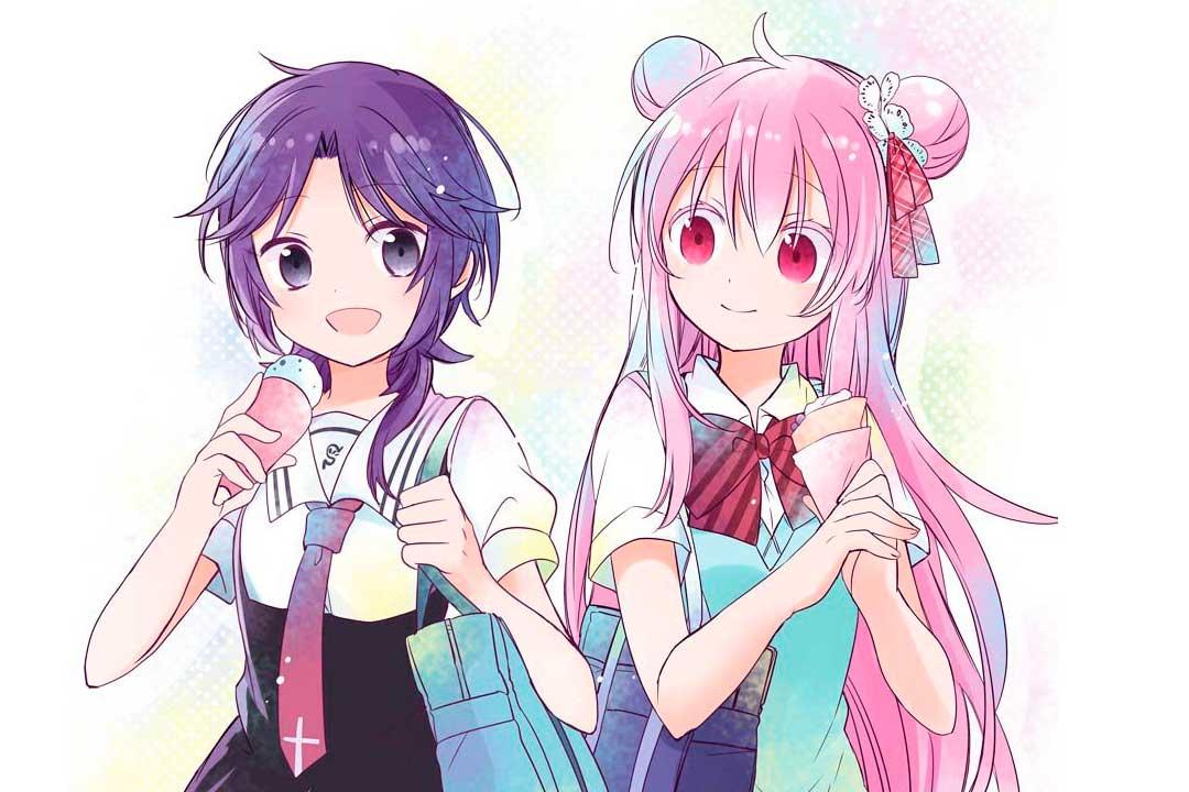 Los mejores animes de Terror del 2018 (Happy Sugar Life)