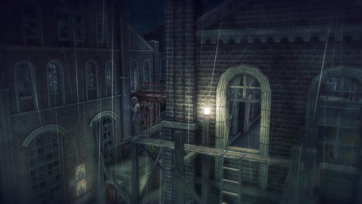 Los mejores videojuegos de fantasmas (Rain)