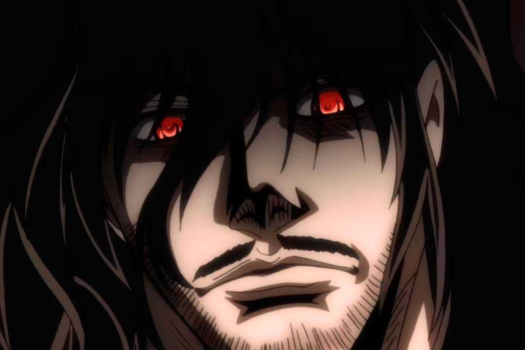 Los personajes más poderosos del anime (Alucard de Hellsing)