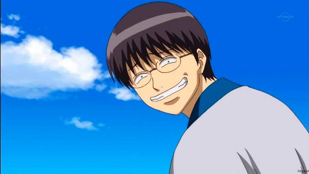 Los personajes más asquerosos del anime (Shinpachi Shimura)