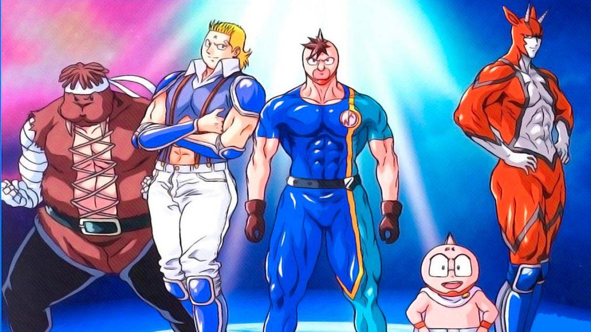 Los personajes más asquerosos del anime