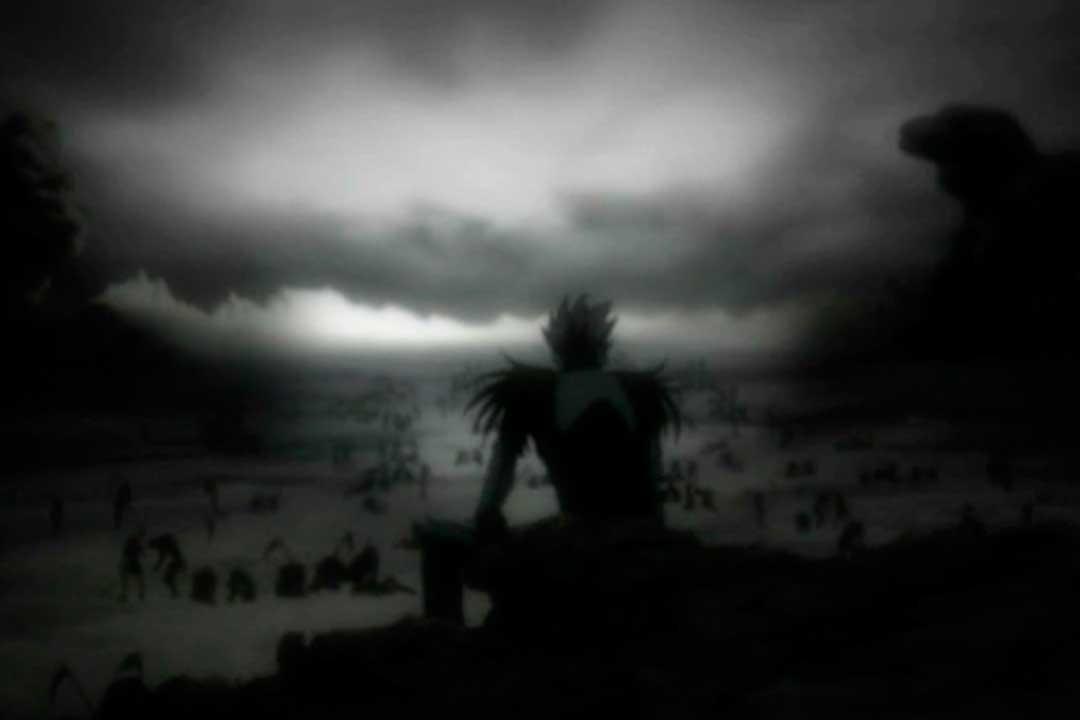 Los lugares más extraños del anime (Mundo Shinigami de Death Note)