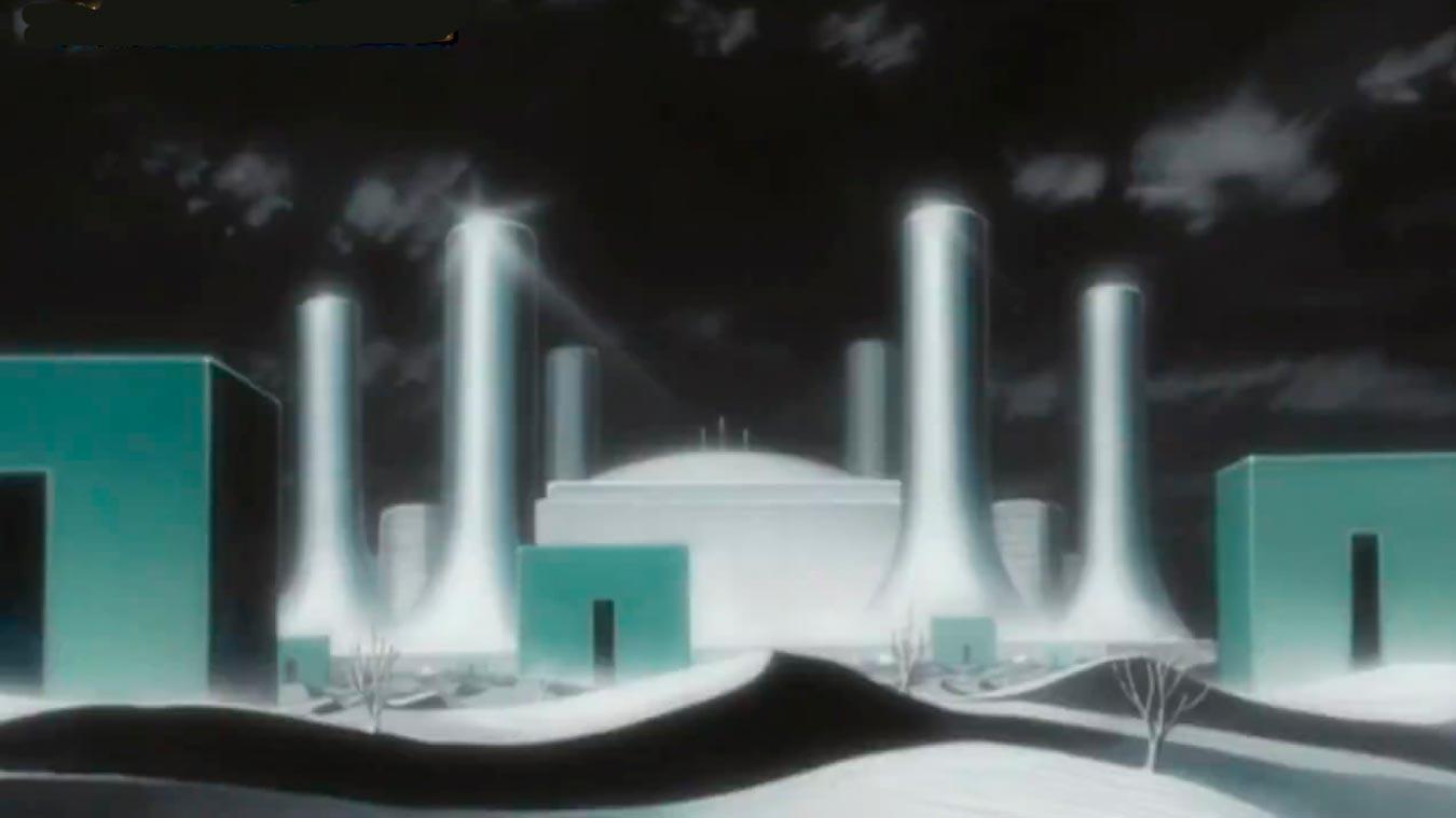 Los lugares más extraños del anime (Hueco Mundo)