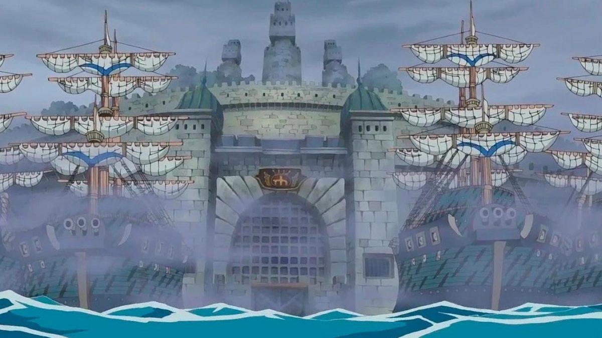 Los lugares más extraños del anime (Impel Down)