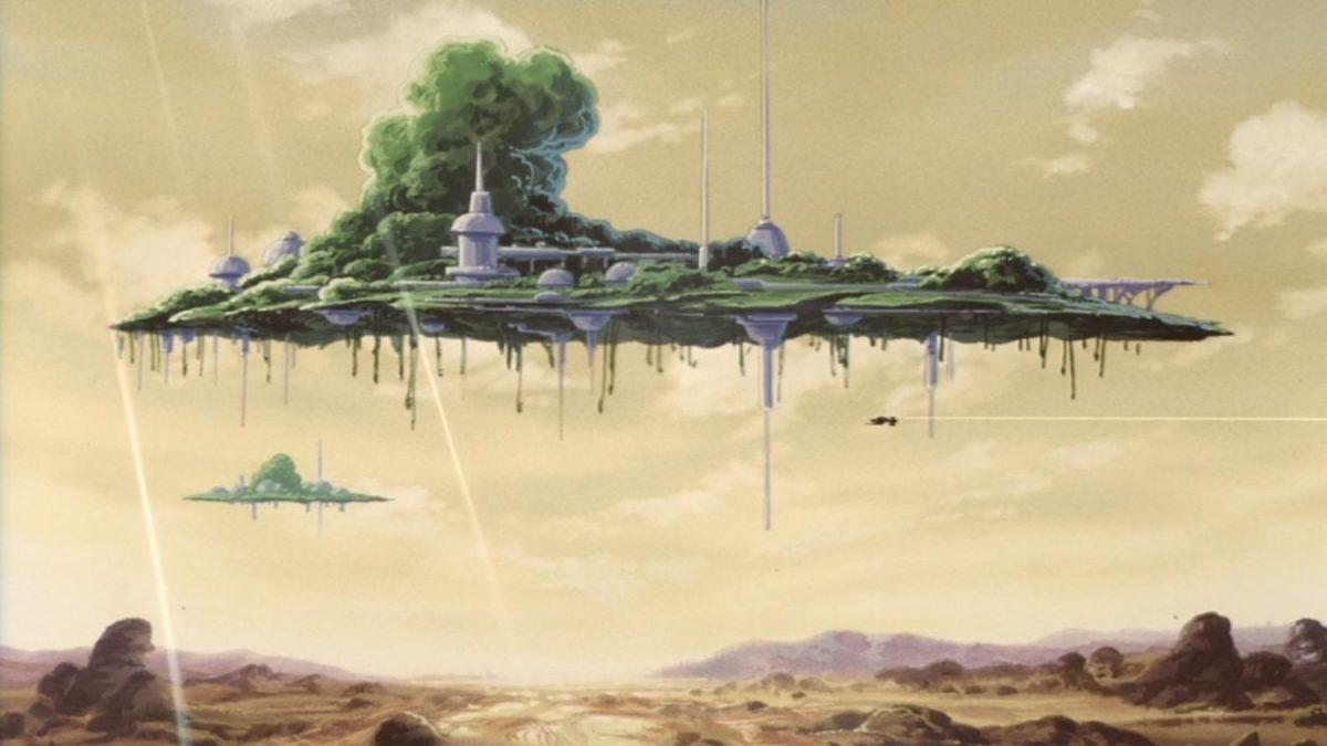 Los lugares más extraños del anime (Planeta Venus)