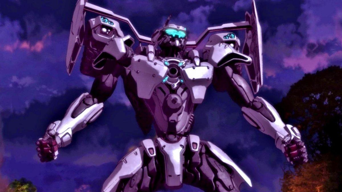 Los mejores animes de Mechas de 2018 - Juushinki Pandora