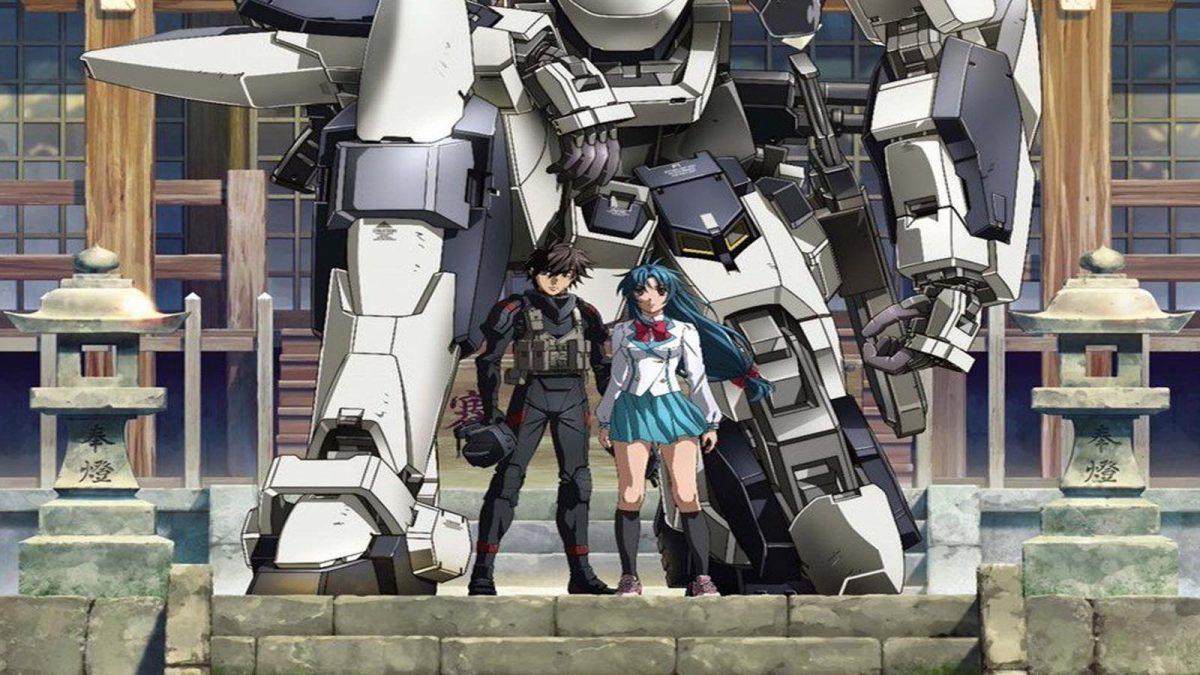 Los mejores animes de Mechas de 2018