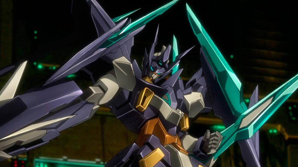 Los mejores animes Mechas de 2018 (Gundam Build Divers)
