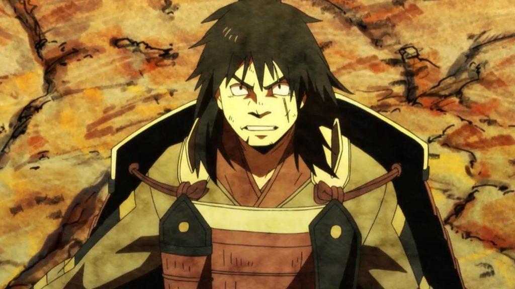 Los mejores animes Militar de 2018 - Angolmois: Genkou Kassenki