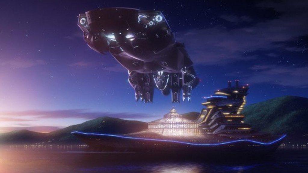 Los mejores animes Militar de 2018 - Ginga Eiyuu Densetsu: Die Neue These - Kaikou