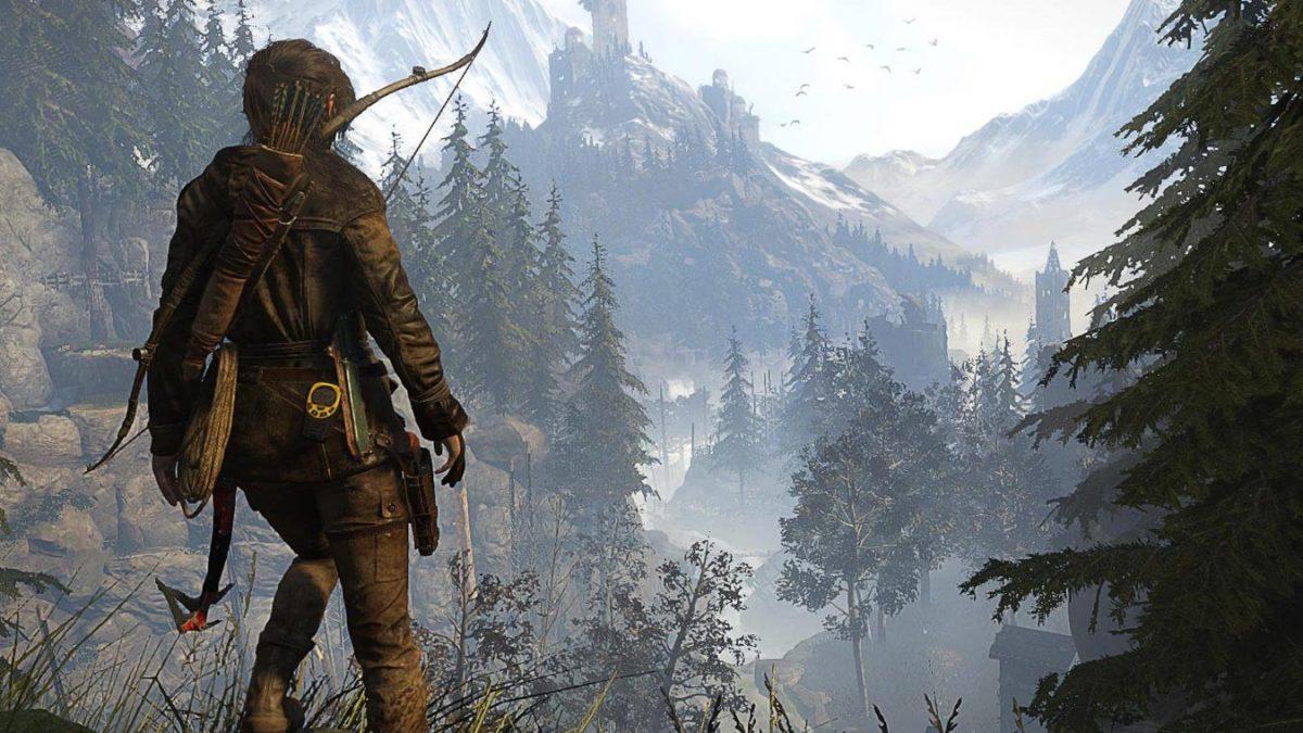 Los mejores videojuegos de Aventura (Rise of the Tomb Raider)