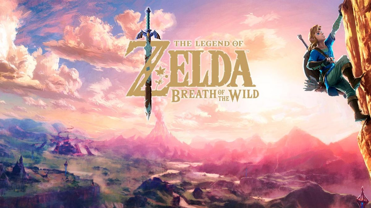Los mejores videojuegos de Aventura (The Legend of Zelda: Breath of the Wild)