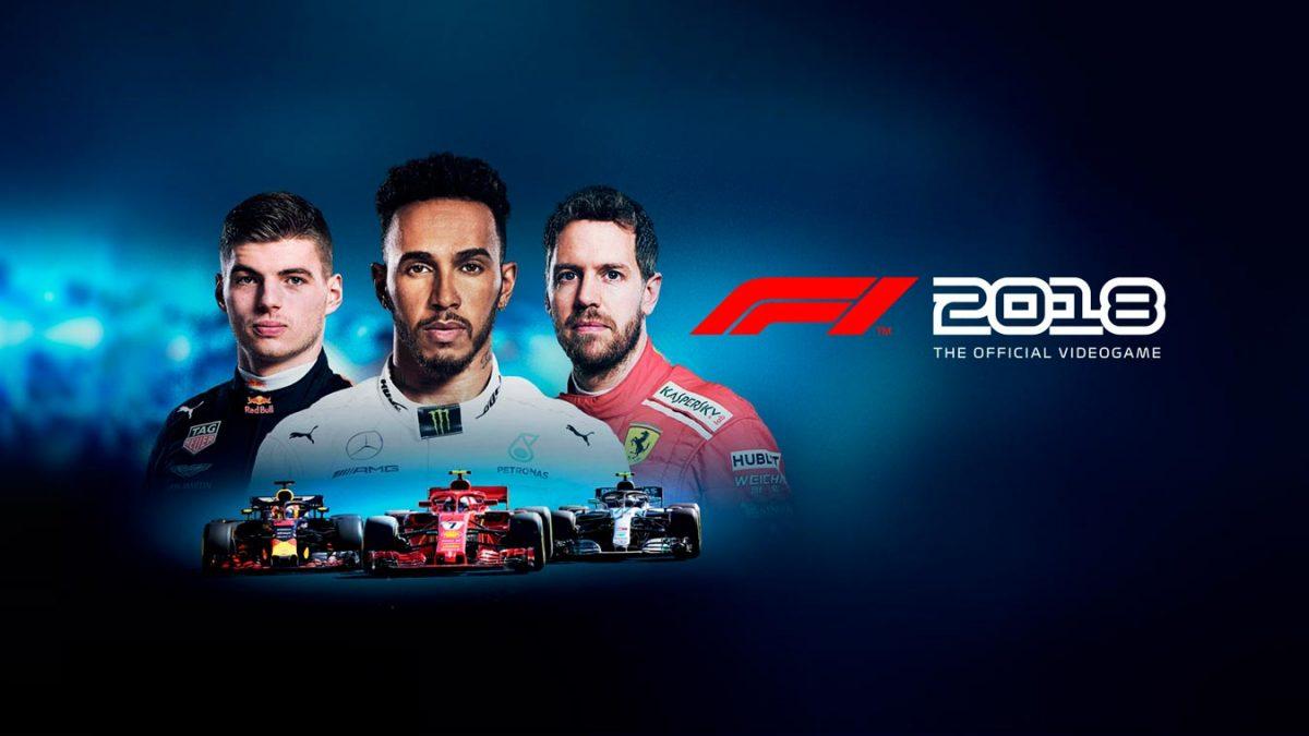 Los mejores videojuegos de carreras (F1 2018)