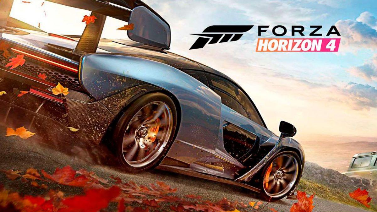Los mejores videojuegos de carreras (Forza Horizon 4)