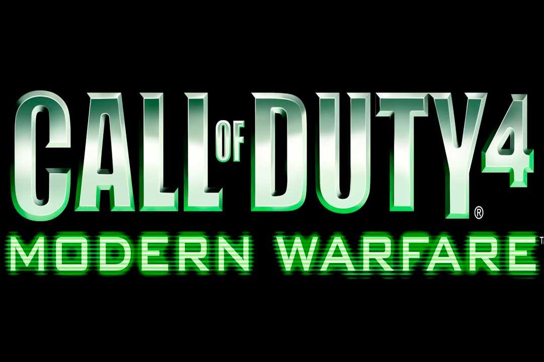Los mejores videojuegos de Guerra (Call of Duty 4: Modern Warfare)
