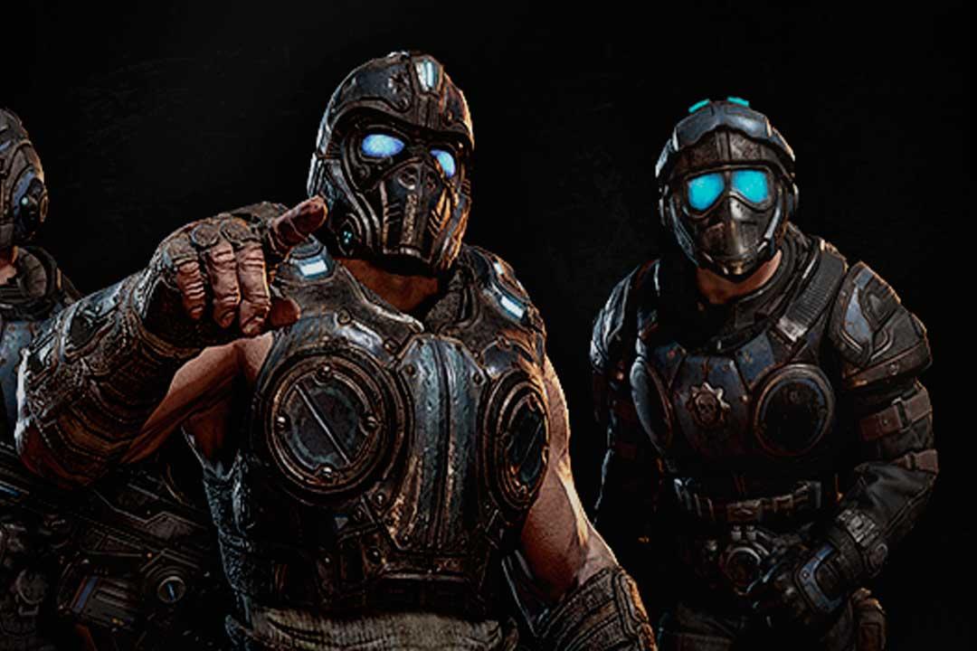 Los mejores videojuegos de Guerra (Gears of War 2)