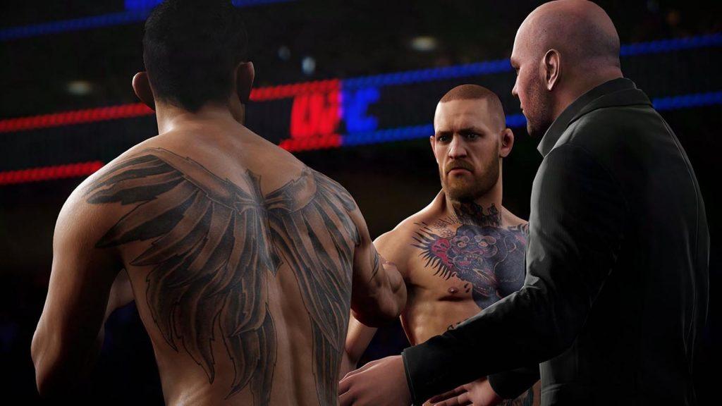 Los mejores videojuegos de Pelea de 2018 - EA Sports UFC 3