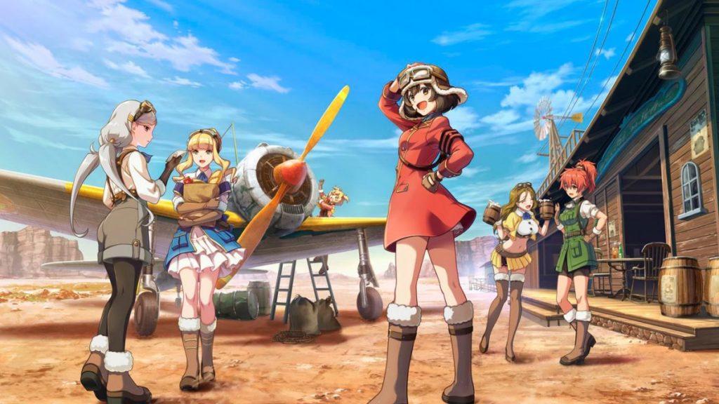 Los mejores animes de Aventura Invierno 2019 (Kouya no Kotobuki Hikoutai)