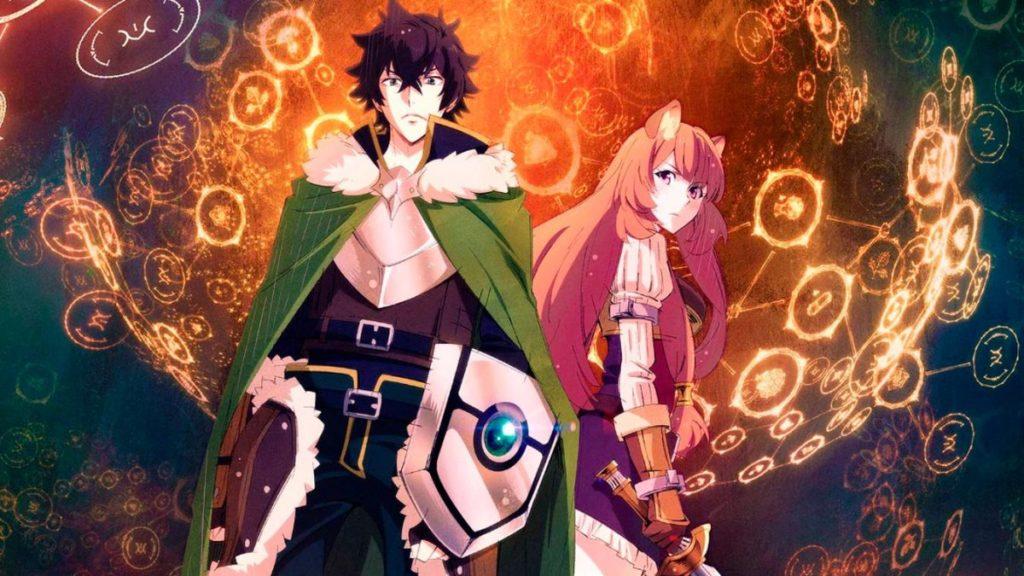 Los mejores animes de Aventura Invierno 2019 (Tate no Yuusha no Nariagari)