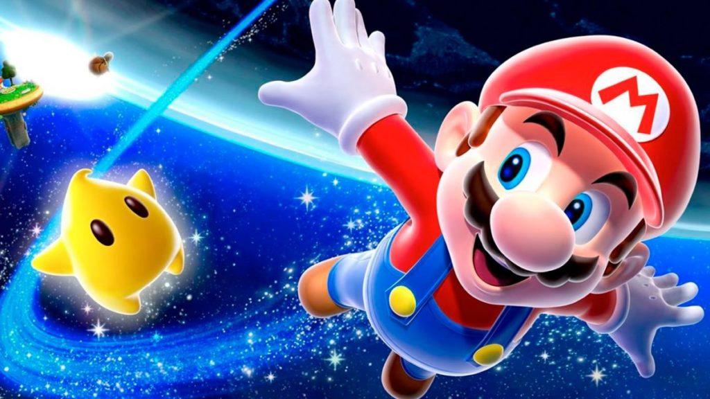 Los mejores videojuegos de Mario Bros (Super Mario Galaxy)