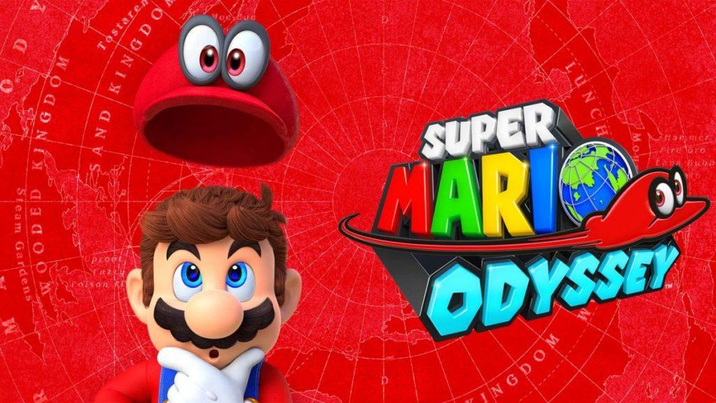Los mejores videojuegos de Mario Bros (Super Mario Odyssey)