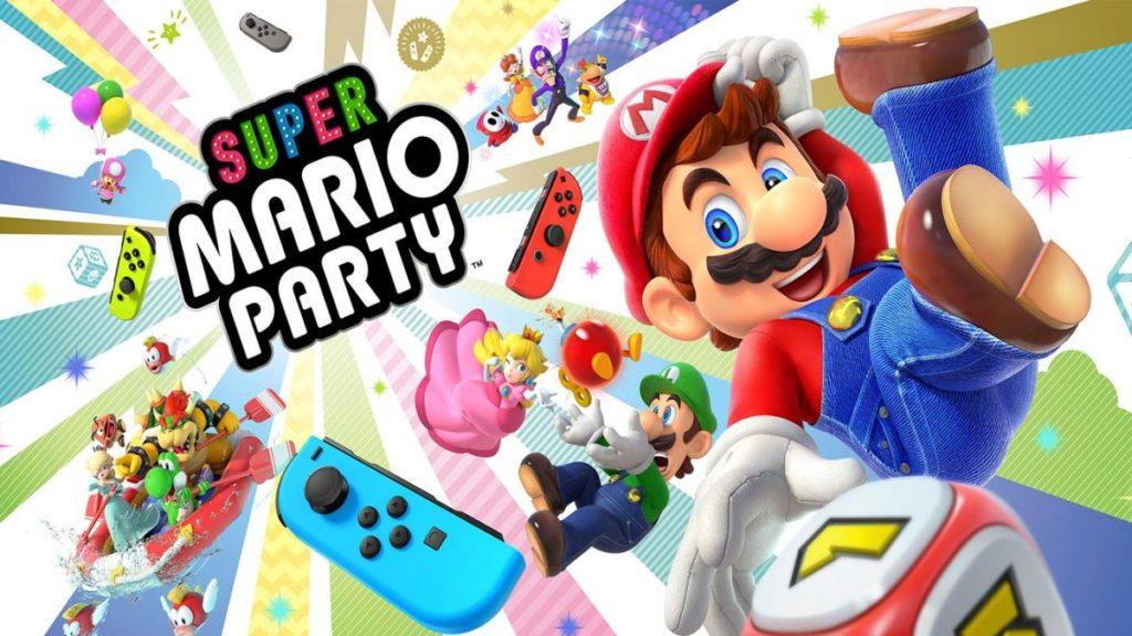 Los mejores videojuegos de Mario Bros (Super Mario Party)