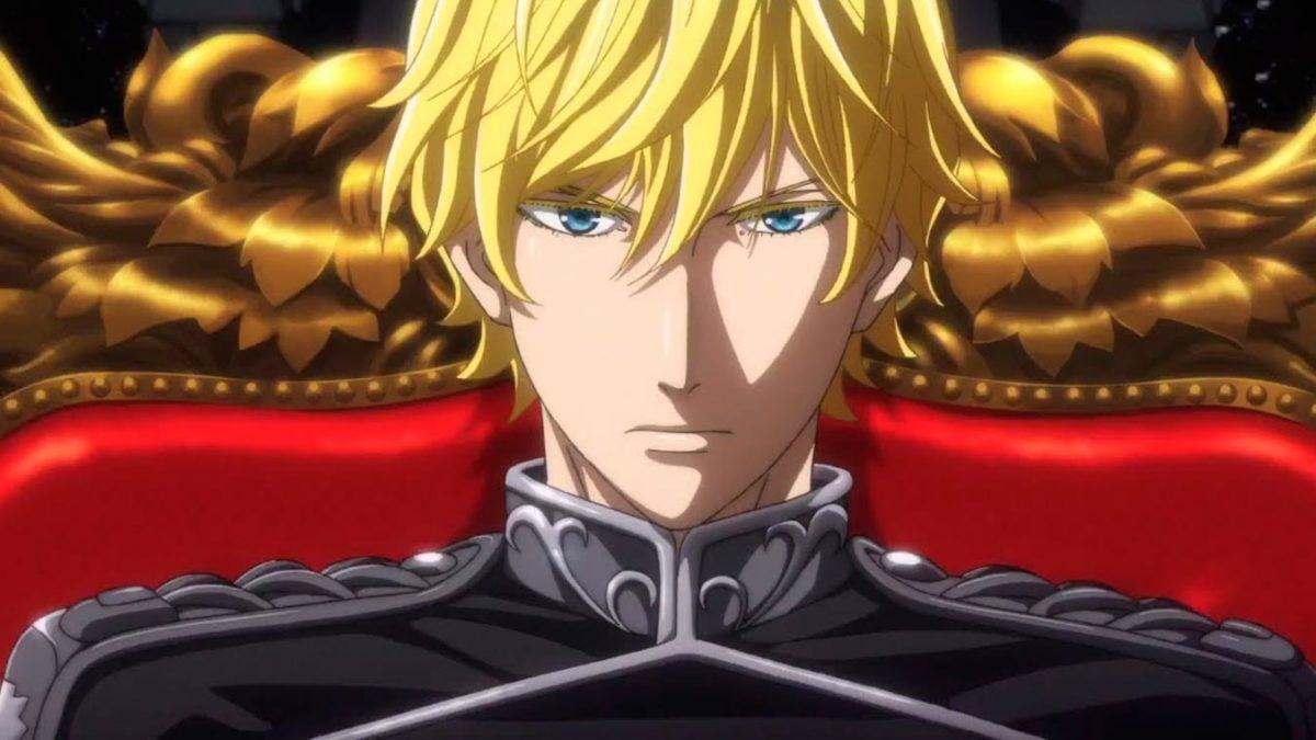 5 personajes de anime parecidos a Jon Snow (Reinhard von Lohengramm)