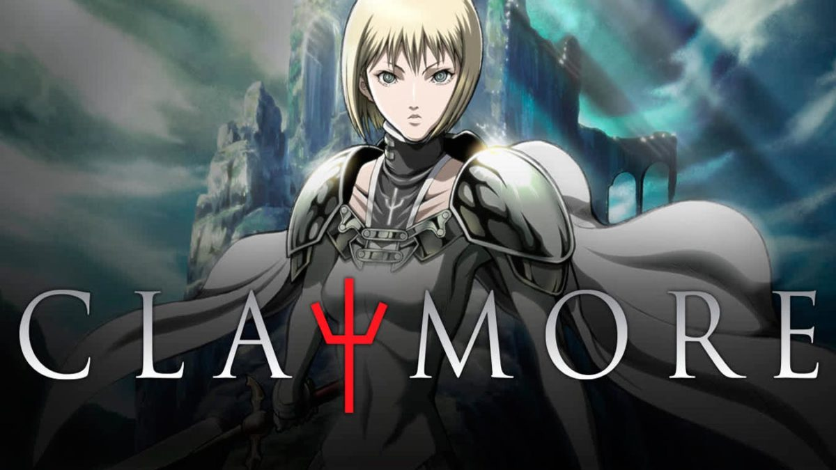 Los animes más parecidos a Game of Thrones (Claymore)