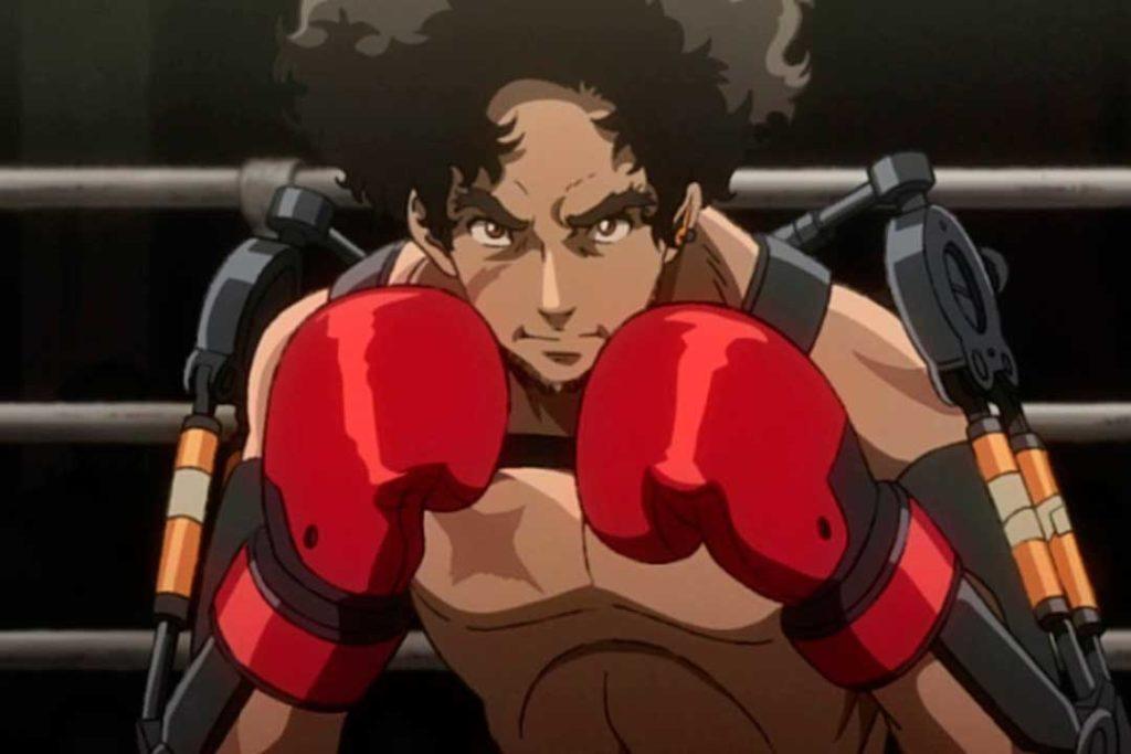 Los mejores animes de Deportes de 2018 (Megalo Box)