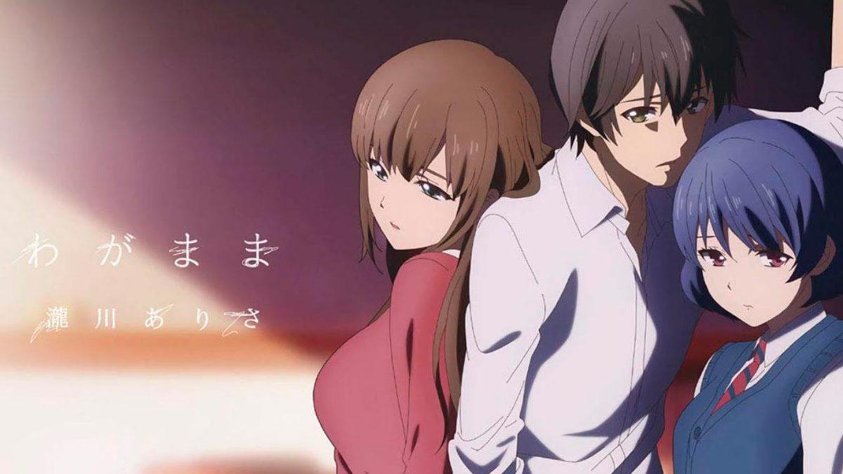 Los mejores animes de Drama Invierno 2019 (Domestic na Kanojo)