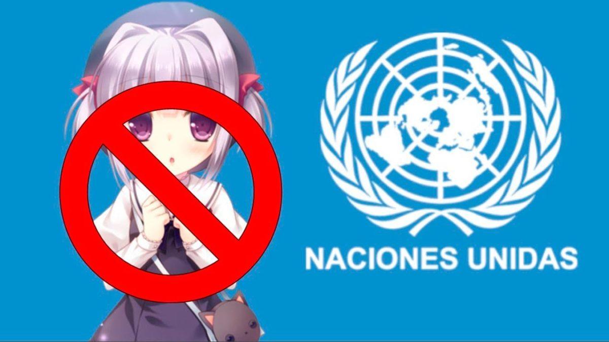 El anime será prohibido: La ONU está detrás de todo