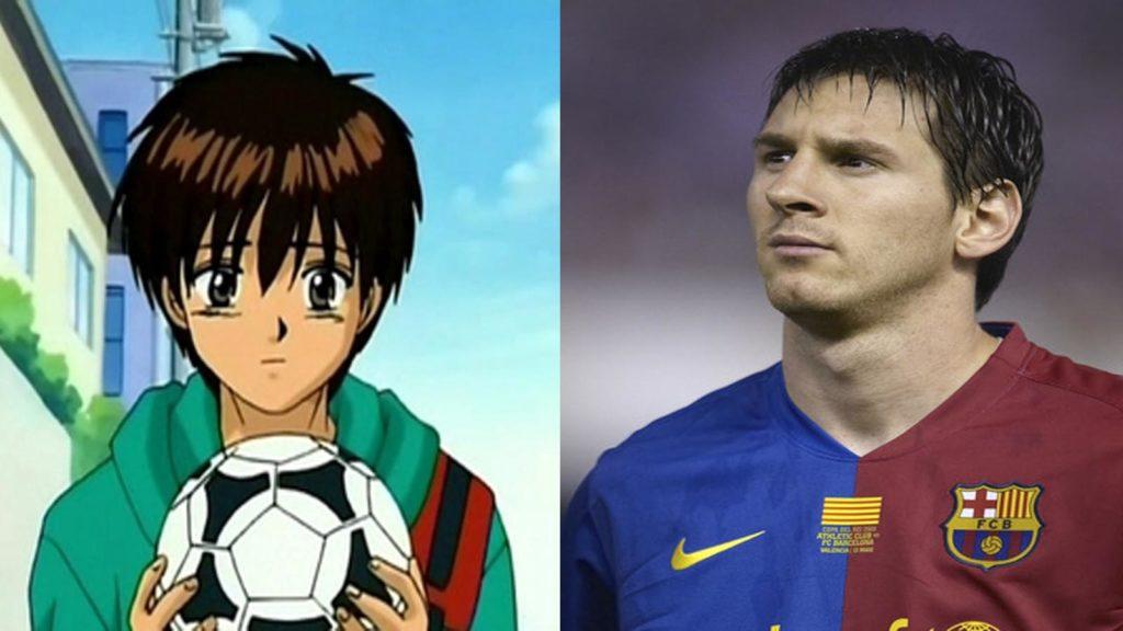 Messi y Sho Kazamatsuri