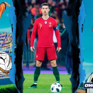Personajes parecidos a Cristiano Ronaldo