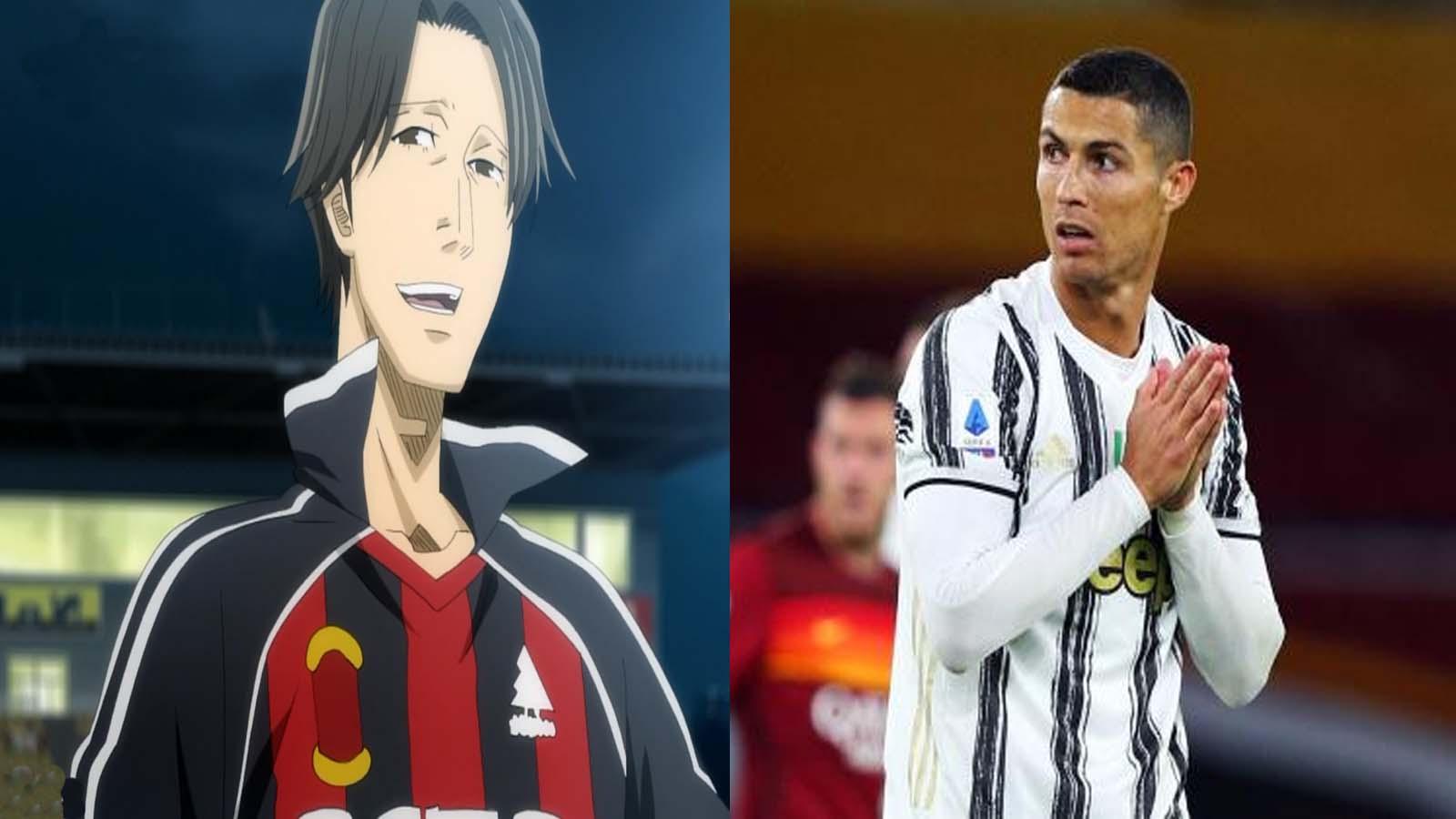 Personajes parecidos a Cristiano Ronaldo - Luigi Yoshida