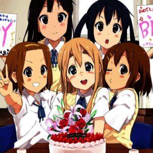 Felicitaciones de cumpleaños graciosas basadas en el anime