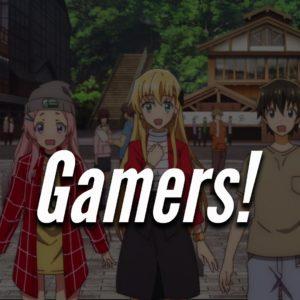 Gamers! y sus mejores personajes del anime [Top 3]